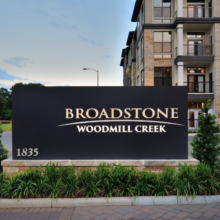 Broadstone Woodmill Creek